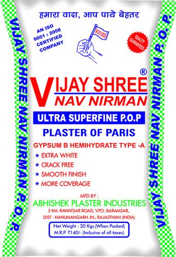 Vijay Shree Nav Nirman - Plaster of Paris
