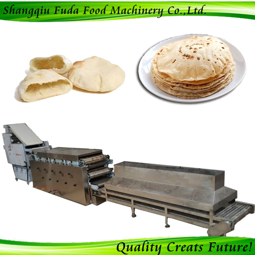 Automatic Roti Making Machine Line