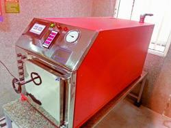 ETO Sterilizer For Hospital