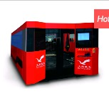 Full Protection Laser Cutting Machine in   Chaoyang Road