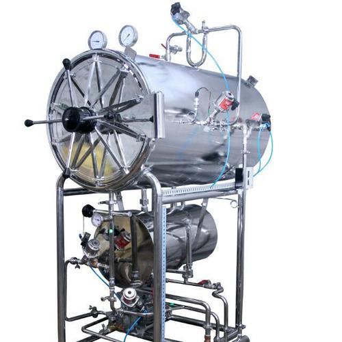 Fully Automatic Autoclave Sterilizer