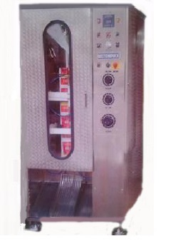 Pouch Packaging Machine For Oil