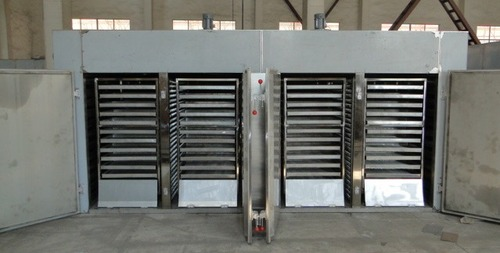 CT/CT-C Series Hot Air Circulating Food Industrial Tray Dryer