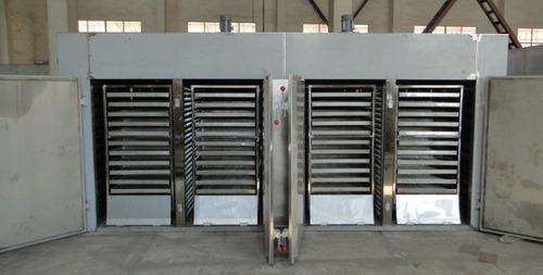 Ct/Ct-C Series Hot Air Circulating Food Industrial Tray Dryera