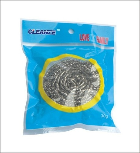 Stainless Steel Scrubbers Bags