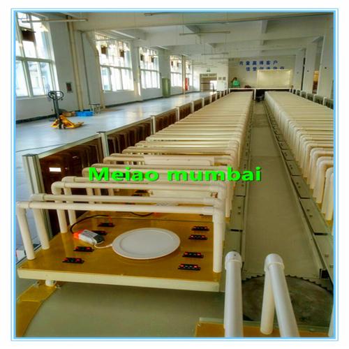 Automatic Led Panel Lights Aging Line Machine