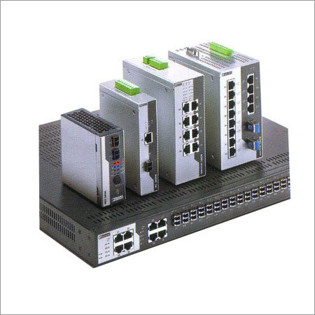 Substation Hardened Switches