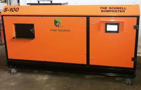 Auto Composting Machine