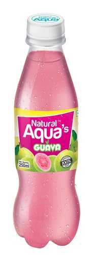 Pink Guava Drink