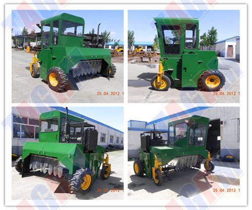Reliable Agricultural Waste Composting Machine