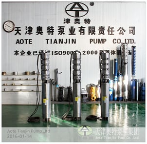 Texmo Submersible Pump