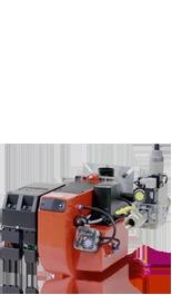 Bentone Oil Burner Bg 300