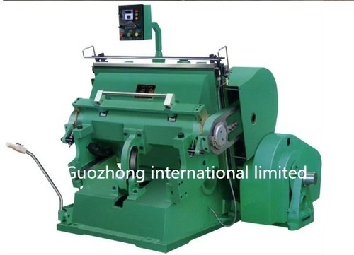 Flat Die Cutting Machine