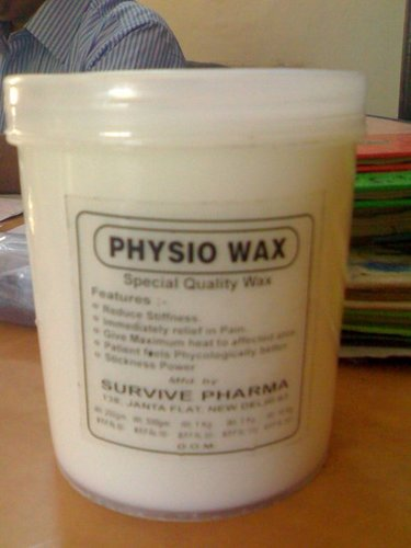 Physiotherapy Wax
