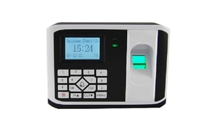 Biometric Finger Print System With Smart Card
