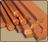Copper Bus Bar and Profiles
