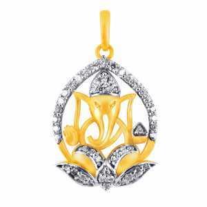 Jpearls Avaneesha Diamond Pendant