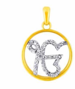 Jpearls Wonderful Diamond Pendant