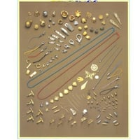 Brass Wire For Artificial Jewellery