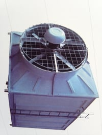 DIVA Cooling Tower FRP Wooden RCC