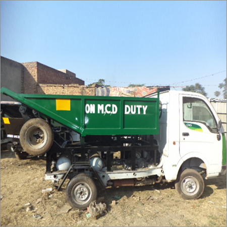 Mini Tipper in  Pace City-2