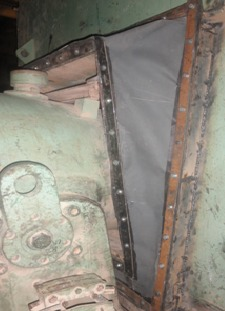 Reverse Air Seal Joint in  New Area