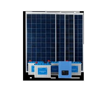 Solar Dynamo Power Packs