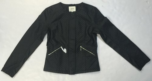 Ladies PU Jacket 3151