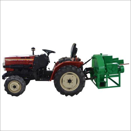 Mini Tractor Waste Shredder in   Gudimangalam(via)
