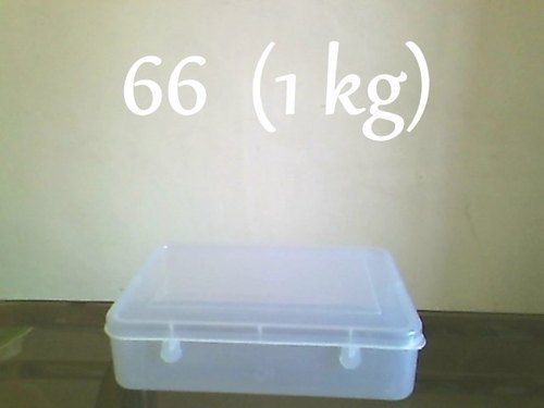 1Kg Plastic Sweet Box