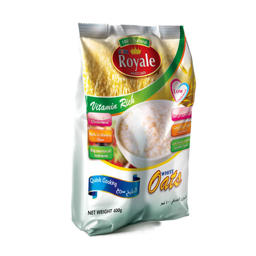 Delta Royale Oats a   Standing Pouch