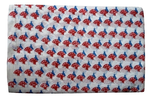 High Quality Hand Block Printed Fabric