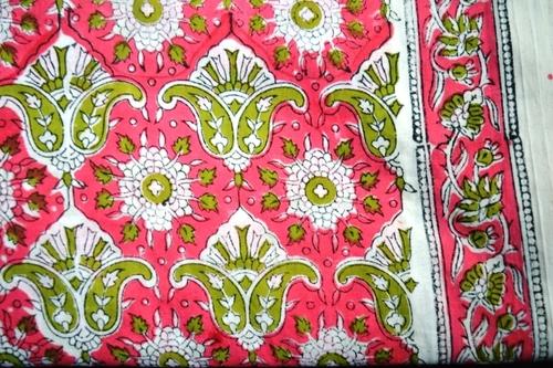 Indian Hand Block Print Cotton Cloths