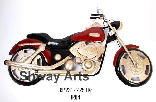 Iron Bike Model