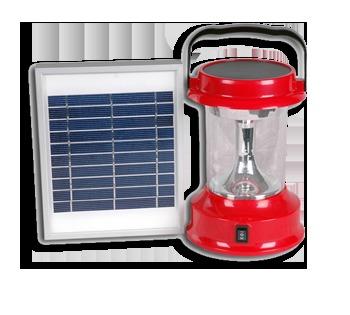 Solar Portable Light