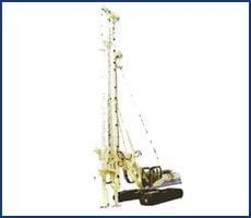Rotary Drilling and Piling Rigs