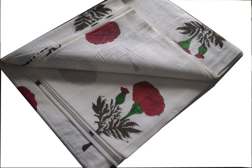 Hand Block Printed Fabric Quilts