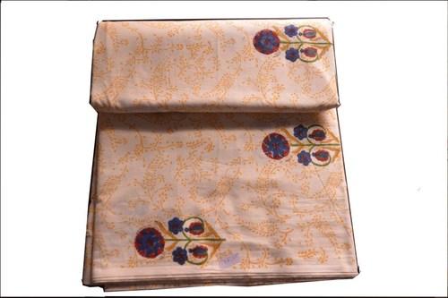 Jaipuri Hand Block Cotton Printed Bed Sheets