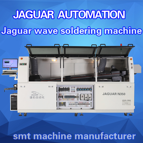Smd Lead Free Wave Soldering Machine