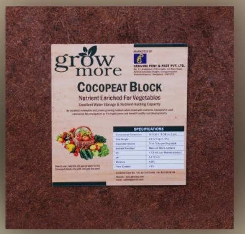Grow More Coco Peat in  Rajajinagar