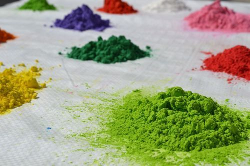 Holi Color Pigments