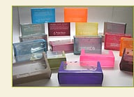 Transparent Packaging Acetate boxes and PVC Boxes