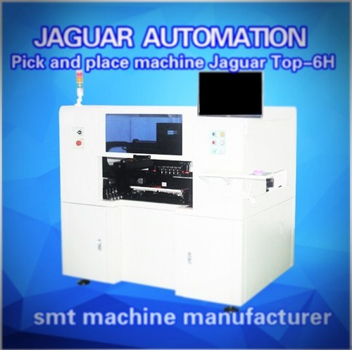 Electronic SMD PCB Soldering Pick And Place Machine