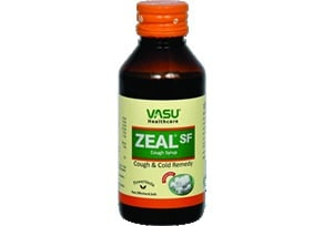 Zeal SF Cough Syrup