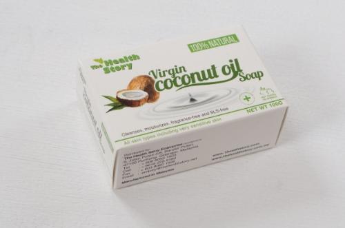 Mason Original Virgin Coconut Oil Soap (100g Bar)