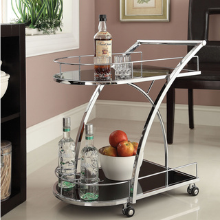 Stainless Steel Bar Carts
