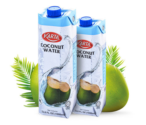 Top Quality Coconut Water 1000Ml Certifications: Halal