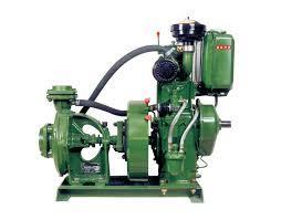 Diesel Oil Engine Water Pump