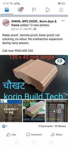 Door and Window Frame in Surat, Gujarat - Korin Buildtech