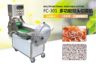 FC-301 Multifunction Vegetable Chopper Machine